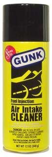 GUNK - Очиститель дроссельной заслонки и воздухозаборника ДВС аэрозоль 341 г (М4712)