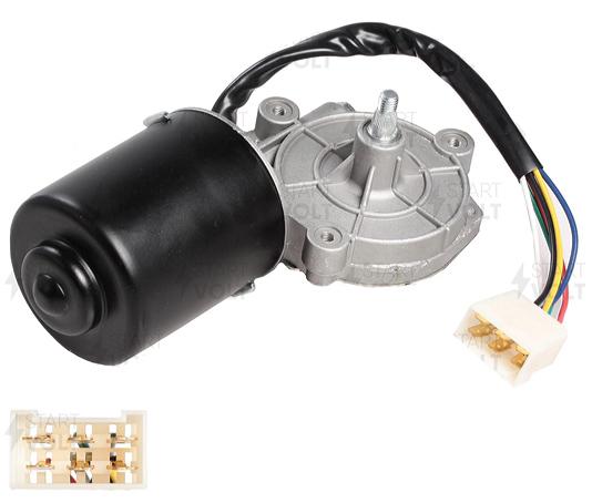 Моторедуктор стеклоочистителя ВАЗ-2115 (вал 10 мм) STARTVOLT (VWF0115) (84.3730)