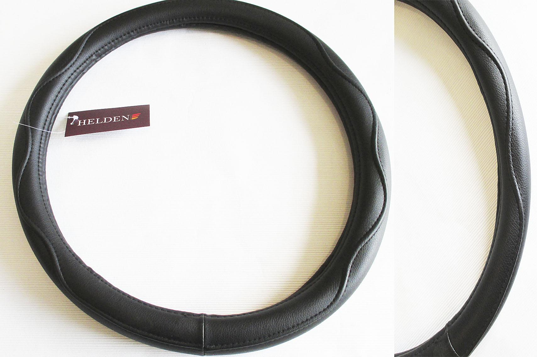 Оплётка руля HELDEN ECO кожа Черная М (ODC64)