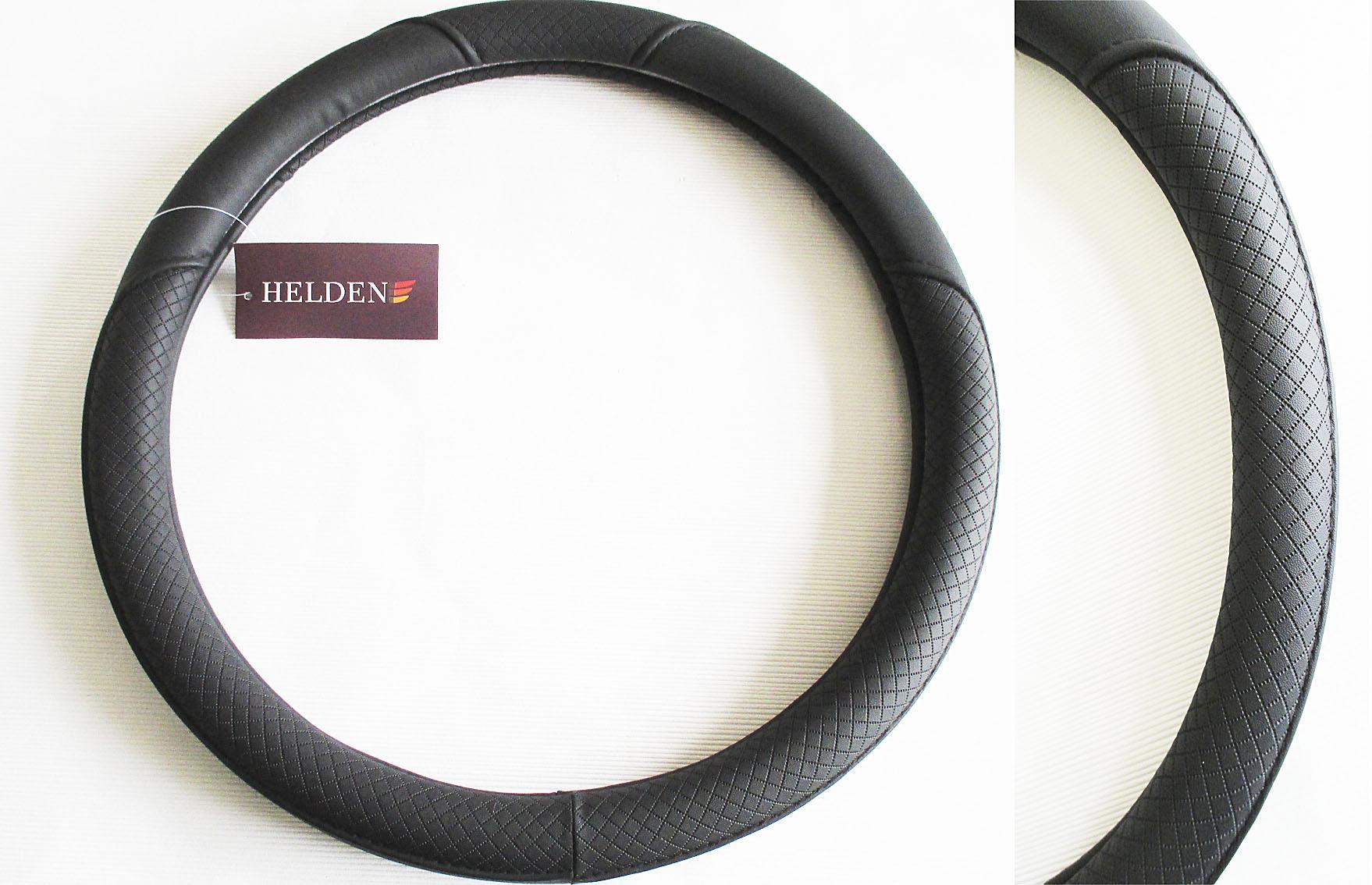 Оплётка руля HELDEN ECO кожа Черная М (ODC75)